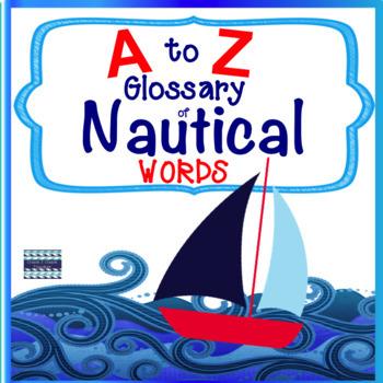 Nautical Vocabulary A to Z Glossary