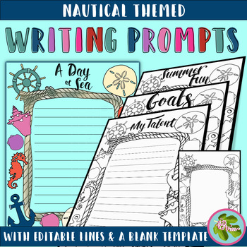 Nautical Writing Prompts