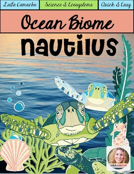 Ocean Animals Nautilus