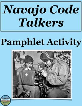 Navajo Code Talkers Activity