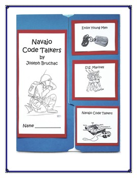 Navajo Code Talkers Book Report and Lapbook