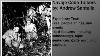Navajo Code Talkers Vocabulary Presentation