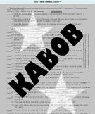 Navajo Code Talkers book quiz, Navajo Code Talkers test