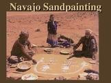 Navajo Sandpainting PowerPoint - 1st Grade