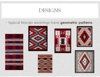Navajo Weaving History