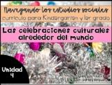 Navegando los estudios sociales: Celebraciones culturales