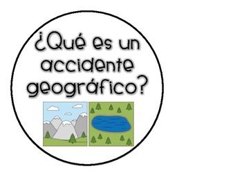 Navegando los estudios sociales: Los accidentes geográficos