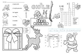 Navidad Chile