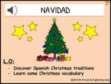 Navidad (Christmas in Spain)- 1 lesson! Y3 ->Y6 (2nd Grade-> 5th Grade)