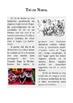 Navidad - Christmas in Spain - Reading Activity