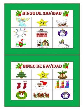 Navidad: Spanish Christmas Bundle (1st to 5th)