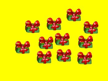 Teaching Resources. Navidad Spanish Christmas Loteria: Numbers 1-20
