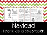 Navidad. Historia y origen en Español.