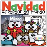 Navidad alrededor del mundo {Christmas around the world in Spanish}