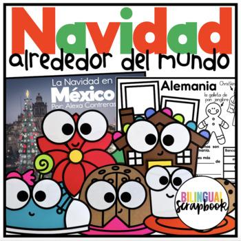 Navidad alrededor del mundo (Christmas around the world in Spanish)