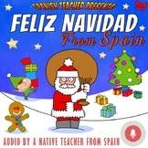Feliz Navidad from Spain :)