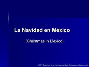 Navidad en Mexico