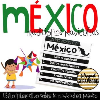 Navidad en Mexico (Christmas in Mexico - Flipbook)