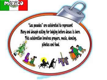Navidad en los Paises de Habla Hispana - in English