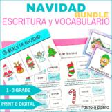 Navidad in a week (Christmas Spanish activity book)