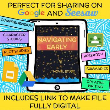 Navigating Early Novel Study