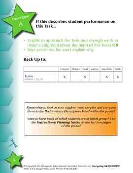 Measurement Assessment Task #1 (Length)