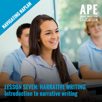 Navigating NAPLAN | Intro to Narrative Writing | Lesson Seven PowerPoint