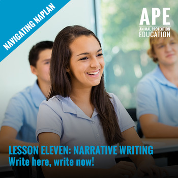 Navigating NAPLAN | Write Here, Write Now! | Lesson Eleven PowerPoint