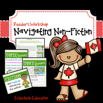 Reader's Workshop - Navigating Non-Fiction