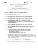 Navigating the ELA MCAS 2.0 (6th Grade)