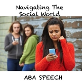 Navigating the Social Scene - Middle School and High School