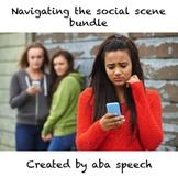 Navigating the social scene bundle