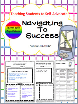 Navigating to Success: Teaching Self-Advocacy Sills