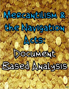 Navigation Acts: Document Based Analysis