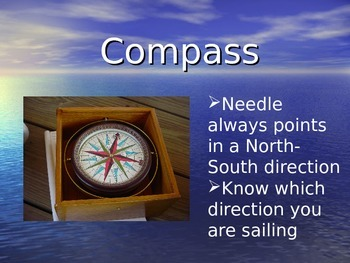 Navigation Tools Explorers PPT (Editable)