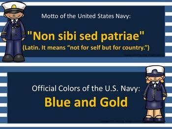 Navy Bulletin Board