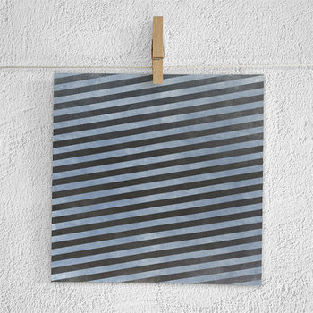 Navy Chalkboard Digital Paper Pack