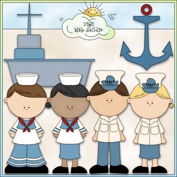 Navy Clip Art - Military Clip Art - Coast Guard Clip Art -