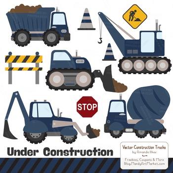 Navy Construction Clipart & Vectors