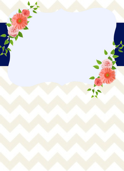 Navy, Neutral, and Floral: Teacher's Binder and Resource Printables
