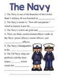 Navy Unit Study (for Upper Elem)