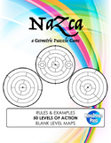 Nazca Game - gifted geometry critical thinking problem sol