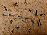 Nazca Lines Power Point - History Pictures Facts - 9 Slides