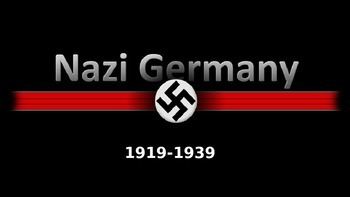 Nazi Germany 1919-1939 Overview powerpoint