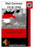 Nazi Germany Activity Pack