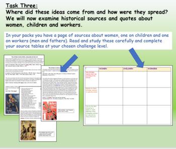 Nazi Germany - Women, Children + Workers