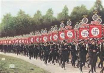 Nazi Germany and The Holocaust Short Close Reading Activit