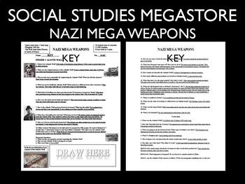 Nazi Mega Weapons PBS Battleship Yamato Season 3 Ep. 6 World War II