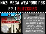 Nazi Mega Weapons PBS Blitzkrieg Season 3 Ep. 1