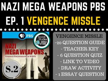 Nazi Mega Weapons PBS Megaships Season 2 Ep. 4 World War II